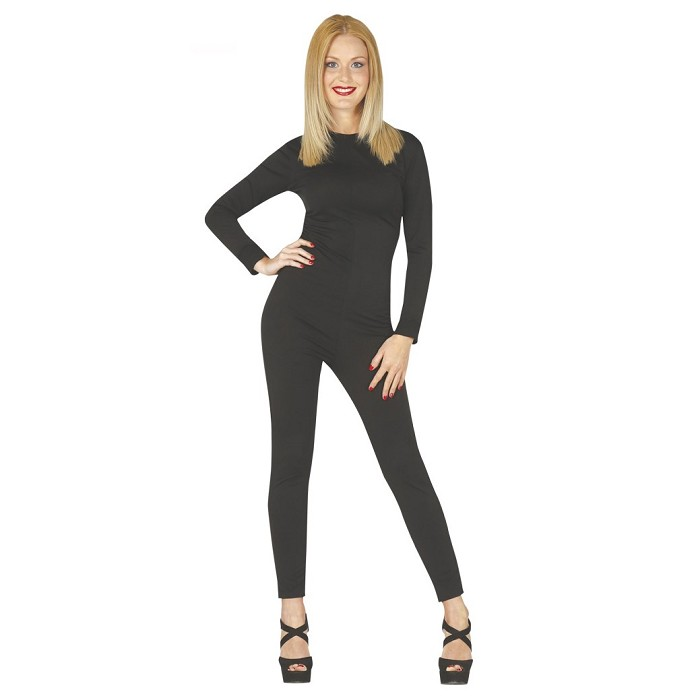 Complemento disfraz Maillot Negro para mujer