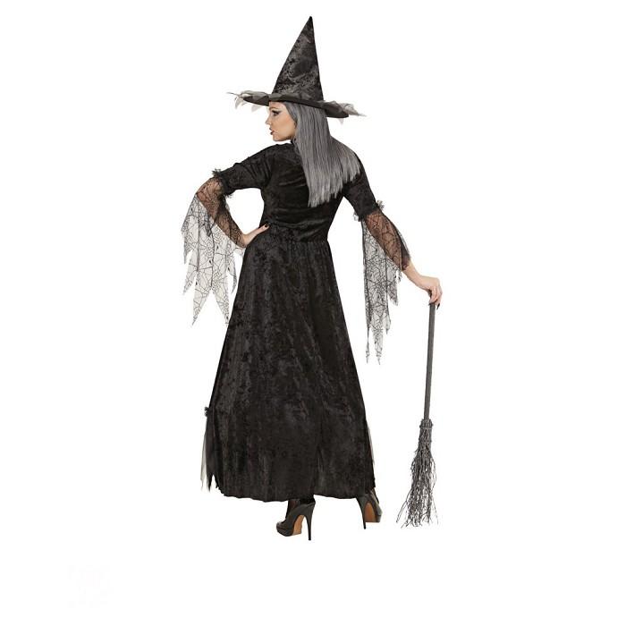 e9ca0e24d Disfraz de Bruja telarañas negras para mujer | Envío Gratis | Dresoop