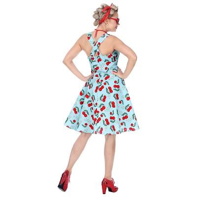 Disfraz Moda 50´s azul para mujer  eb33f9cc3e9a