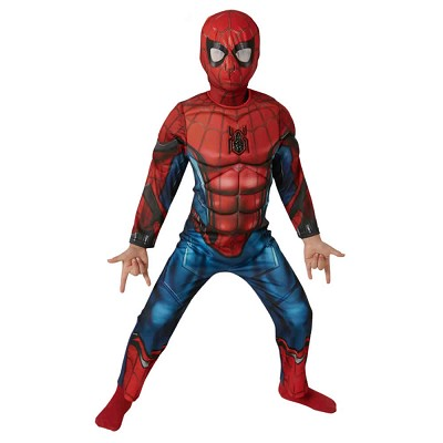 Disfraz Spiderman Homecoming deluxe para niño © en Dresoop