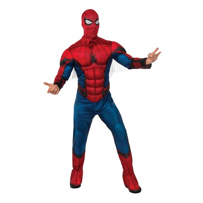Disfraz Spiderman Homecoming musculoso para hombre © en Dresoop