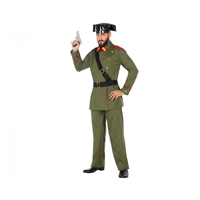 Disfraz Guardia Civil retro para hombre en Dresoop