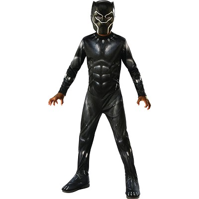 Disfraz Black Panther movie para niño © en Dresoop
