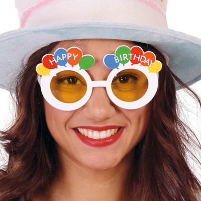 Gafas Happy Birthday en Dresoop