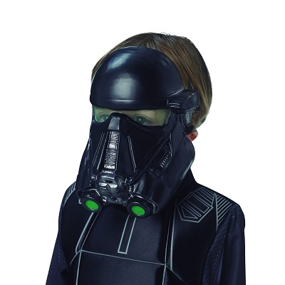 Máscara Death Trooper infantil © en Dresoop