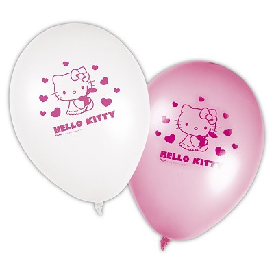 Set globos Hello Kitty © en Dresoop