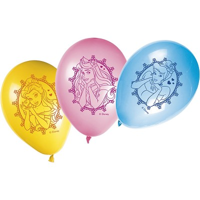 Set globos Princess Animals © en Dresoop