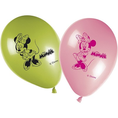 Set globos Minnie Mouse © en Dresoop
