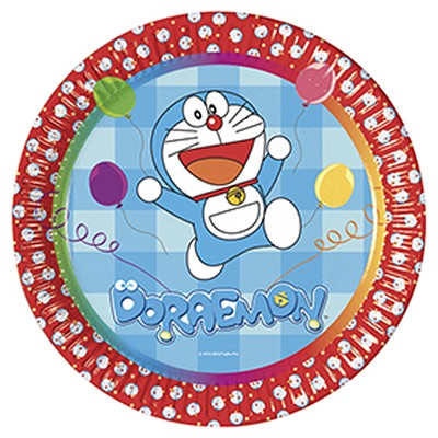 Set platos Doraemon © en Dresoop