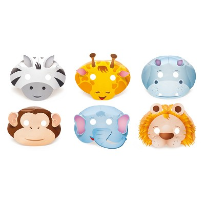 Set caretas Animales en Dresoop