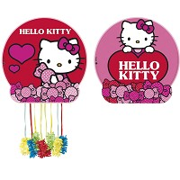 Piñata Hello Kitty candies © en Dresoop